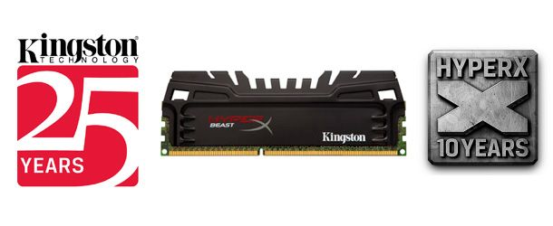 Kingston Technology lança HyperX Beast