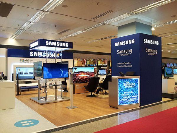 O El Corte Inglés – Lisboa recebe o Samsung Experience
