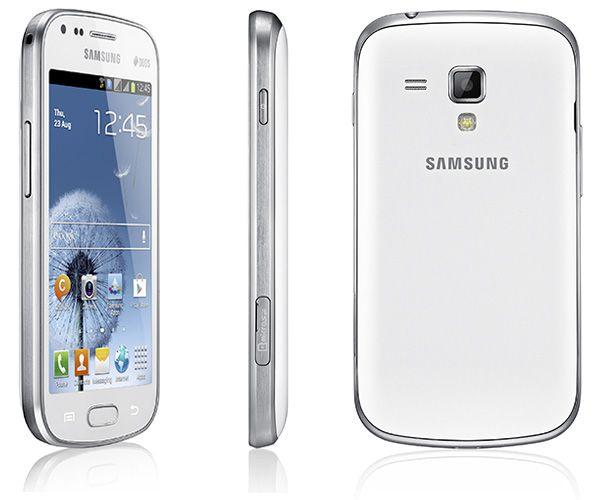 Galaxy S Duos : um excelente equilíbrio entre estilo e desempenho