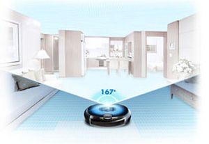 Sistema-Visionary-Mapping - SAMSUNG NAVIBOT-S