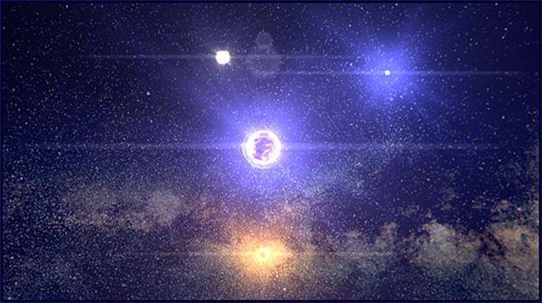 100.000 Stars: o novo mapa interativo da Google que permite explorar a Via Láctea