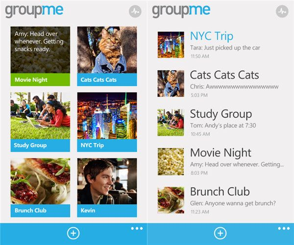 img groupme 01 Android, blackberry, iOS, microsoft, Windows Phone 8