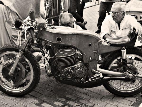 Ossa-motorcycle