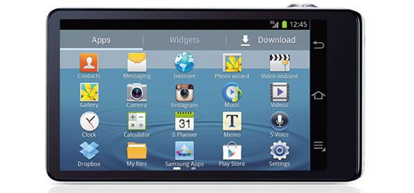 Galaxy Camera Android Jelly-Bean