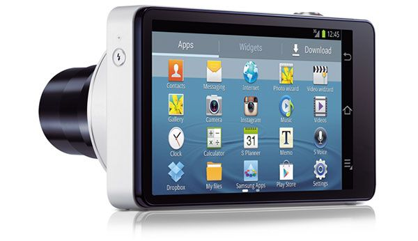Samsung Galaxy Camera com Android Jelly Bean