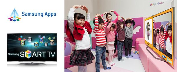 Samsung Kids Apps para Smart TV