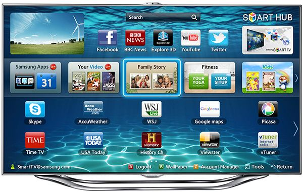 Samsung-LED-TV-ES8000-Smart-Service