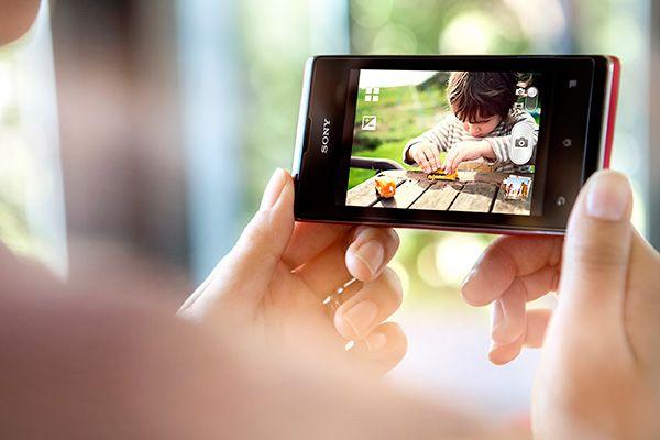 Smartphone Sony Xperia E