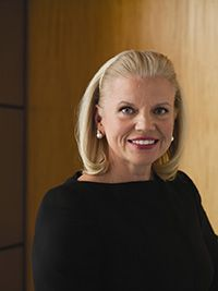 Ginni Rometty: Presidente e CEO da IBM