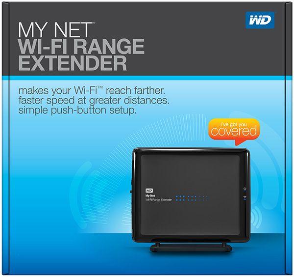 My Net Wi-Fi Range Extender