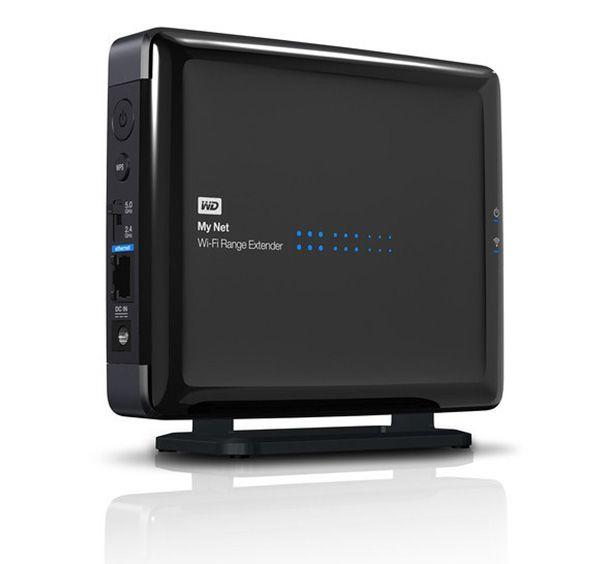 My Net Wi-Fi Range Extender  3