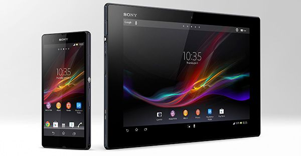 Xperia Tablet Ze Smartphone Xperia Z