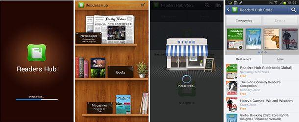 Readers Hub 2.0
