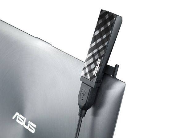 USB-AC53: stylish high performance 802.11ac convenience