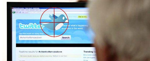 Piratas informáticos atacam o Twitter