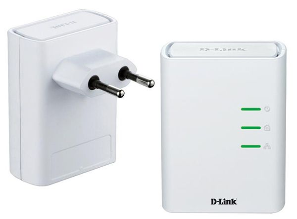 D-Link DHP-309AV Kit PLC Powerline 500 Mbps