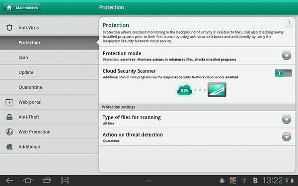 Kaspersky-Tablet-Security -SO-Android