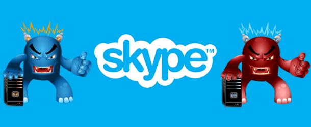 Skype-under-attack