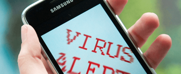 Vírus Smartphone