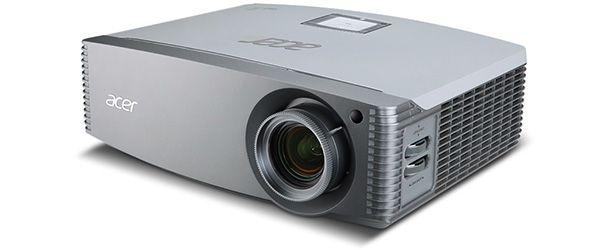 Projetores Acer H series: entretenimento em 3D num grande ecrã