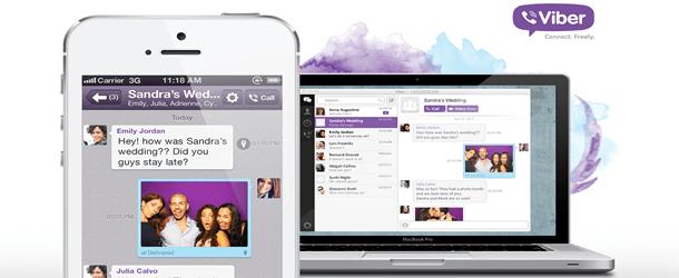 Viber agora está disponível para desktop