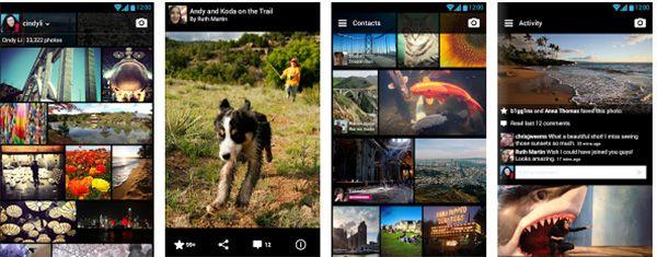app-Flickr-para-Android