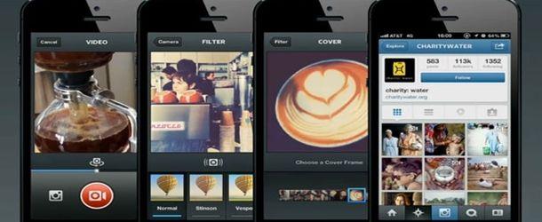 Instagram permitirá compartilhamento de vídeos