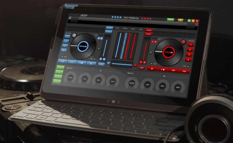 Virtual DJ Acer Edition