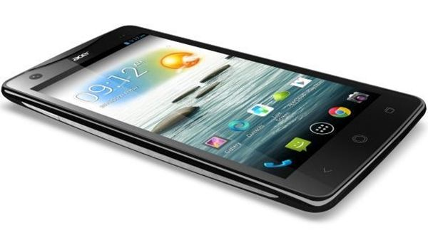 Acer Liquid S1 vem com Android 4.2.2 Jelly Bean minimamente modificado com o recurso multiwindow