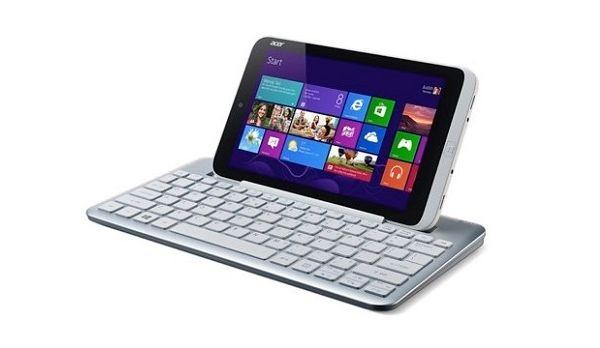 O Iconia W3 é o primeiro tablet com Windows 8 a apresentar uma tela de 8 polegadas