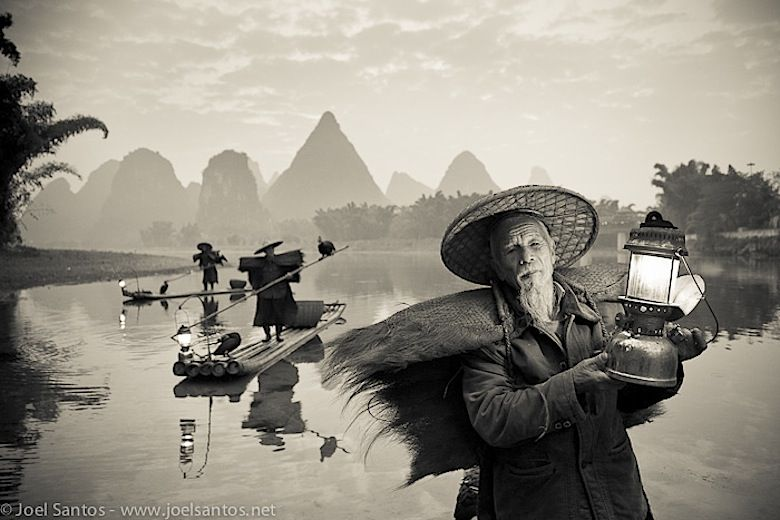 Joel Santos China Guilin Yangshuo