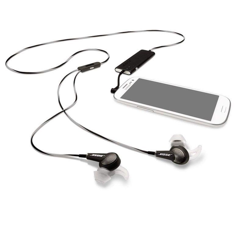 Auscultadores Bose QuietComfort 20 Acoustic Noise Cancelling
