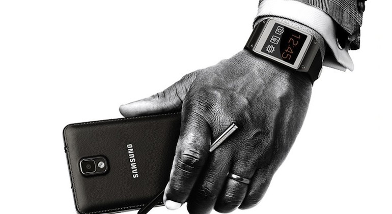 galaxy gear e note 3