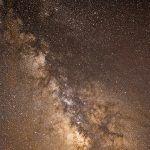 Jacob Marchio tem apenas 14 anos e tirou esta foto que lhe valeu o prémio jovem astrónomo. O norte-americano fotografou a galáxia Via Láctea