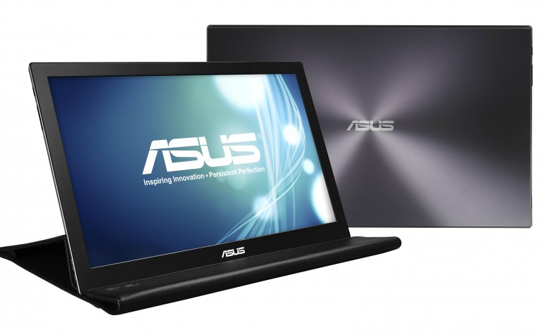 ASUS monitor portátil