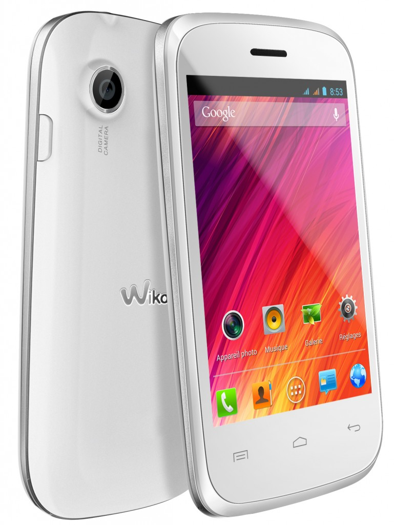 Wiko Ozzy Android
