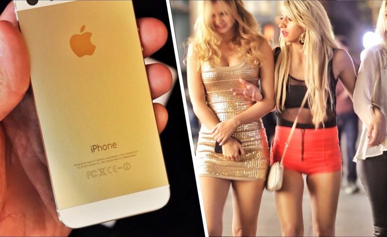 Filas de espera iPhone 5S