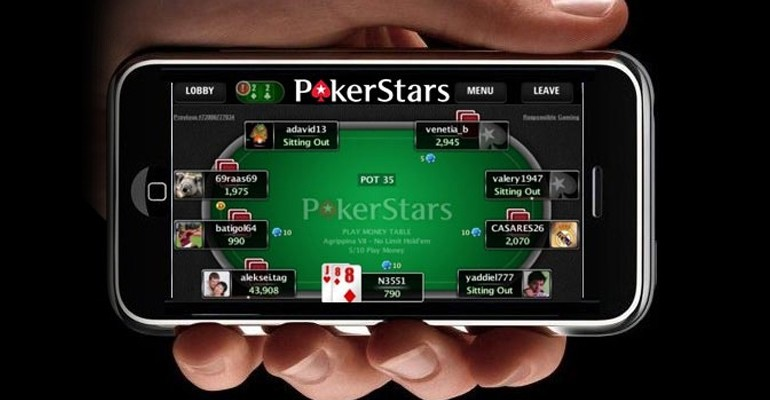 Poker Stars para iPhone