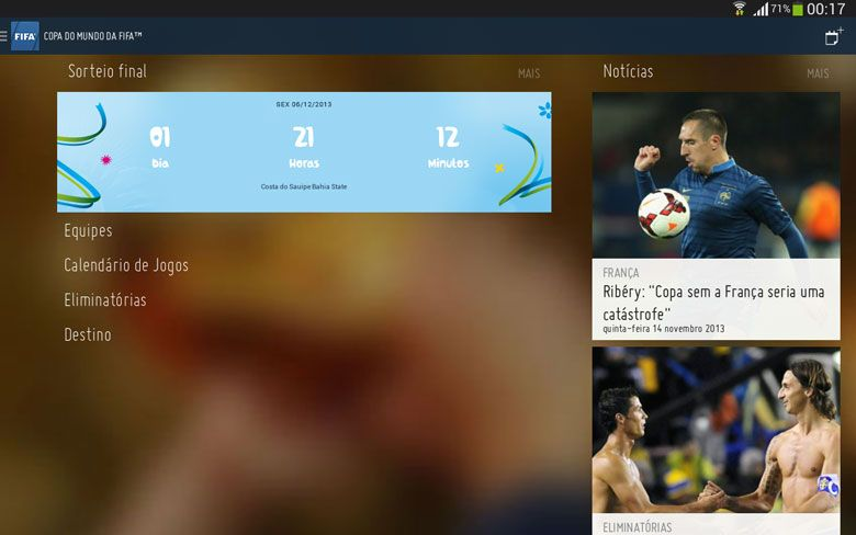 FIFA-tablet-Android