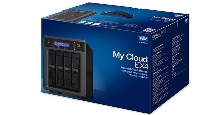 My-Cloud-EX4