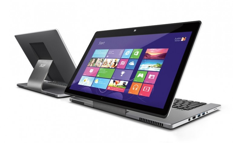 Acer Touch & Type Portfolio