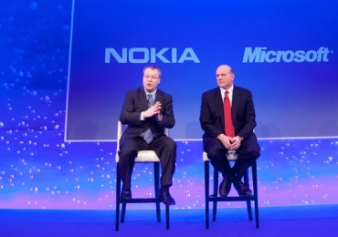 Nokia é comprada por Microsoft
