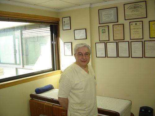 Dinis Carmo - cirurgião-ortopedista