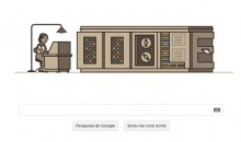 Google presta homenagem a Grace Hoper com Doodle animado
