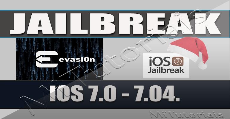 Jailbreak iOS 7 0 4 Untethered Evasi0n7