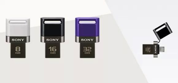 Sony pen drive Android