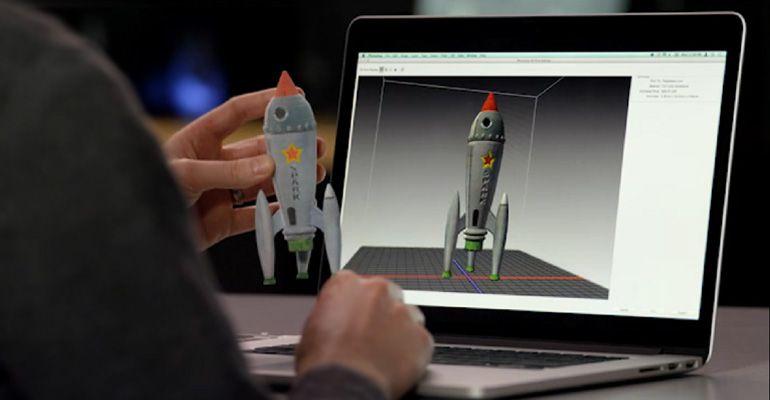 Adobe-Photoshop-3D Printing