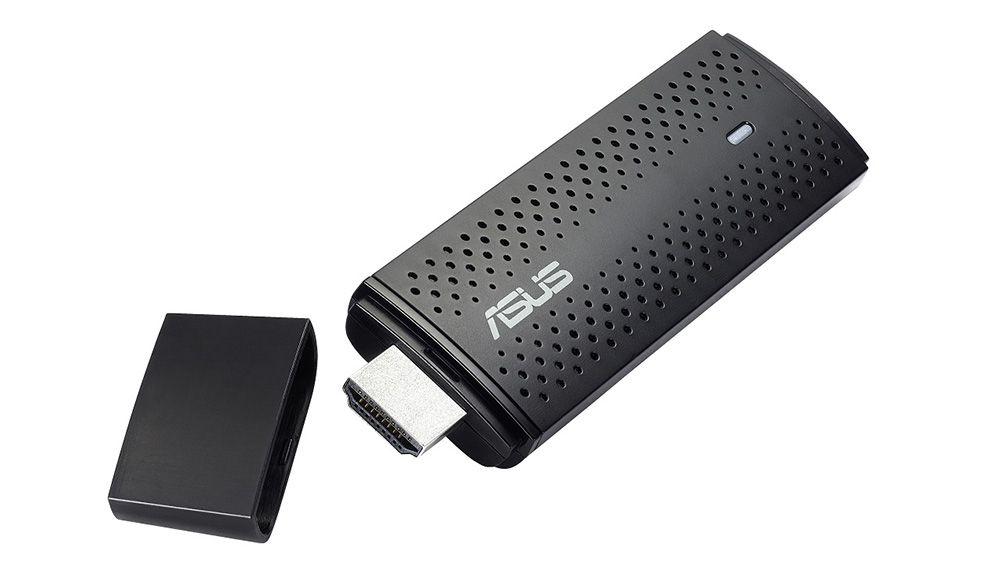 ASUS Miracast Dongle permite transmitir em modo streaming dual-band, sem fios, filmes, fotos e vídeos em Full HD,