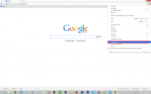 Como visualizar senhas gravadas no Google Chrome 2