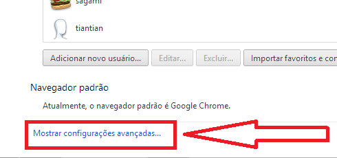 Como visualizar senhas gravadas no Google Chrome 3